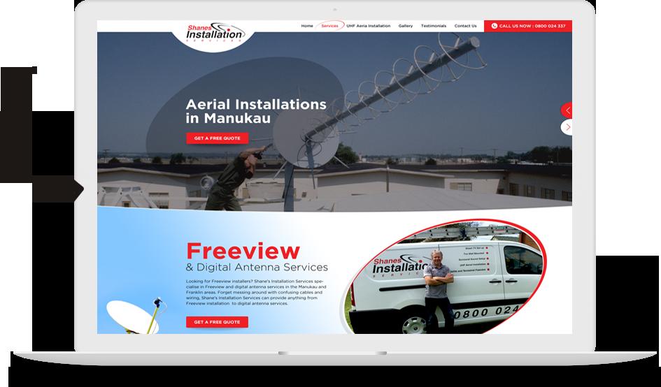 webpage image